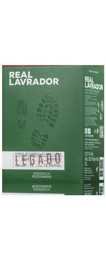 Real Lavrador - Bag-in-Box - White Wine