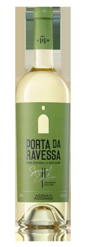 Porta da Ravessa - Special Edition - Branco