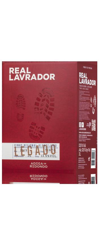 Real Lavrador Bag-in-Box Tinto 0